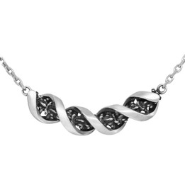 DNA Necklace - Unbreakable Bonds