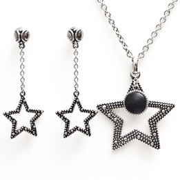 Starlight Necklace & Earrings Set