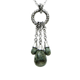The Three Treasures Necklace