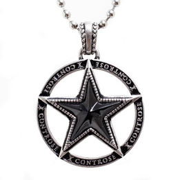 Dark Star Necklace