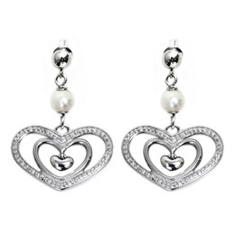 Purity Of Heart Earrings