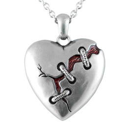 Heart Necklace - Cure For A Broken Heart
