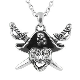 The Buccaneer Necklace