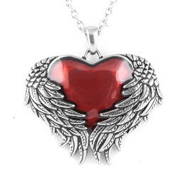 Guarded Heart Necklace