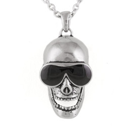 Rockstar Skull Necklace