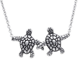 Turtle Companionship Necklace