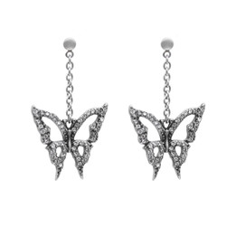 Blingin' Butterfly Earrings