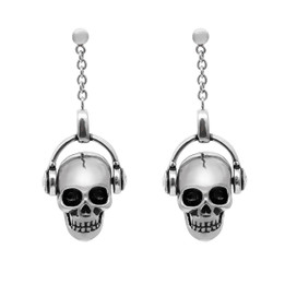 Rock 'N' Skull Earrings