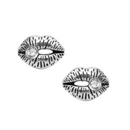 Icy Lips Earrings