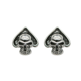 Skull & Spade Earrings