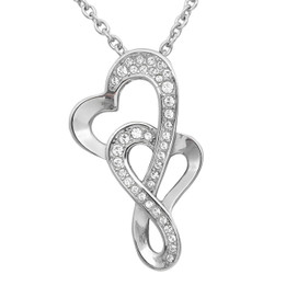 Eternal Love Heart Necklace