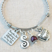 Gifts for Teachers - SPECIAL TEACHER Bracelet