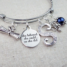 She Believed She Could So She Did NURSE Graduate Gift