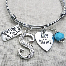 BODY POSITIVE Bangle
