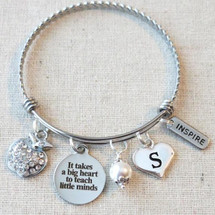 It Takes a Big Heart to Teach Little Minds - INSPIRE Teacher Gift