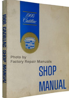 1966 Cadillac Shop Manual