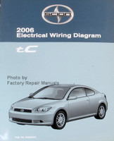 2006 Scion tC Electrical Wiring Diagram