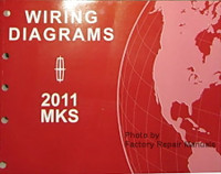 2011 Lincoln MKS Wiring Diagrams