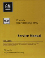 2015 Chevy Impala Limited Fleet PPV Factory Service Manuals