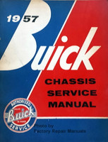1957 Buick Chassis Service Manual