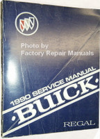 1990 Service Manual Buick Regal