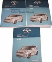 2008 Scion xB Electrical Wiring Diagrams Original Toyota ...