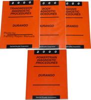 2000 Durango Diagnostics Procedures Manuals