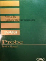 1993 Ford Probe Service Manual