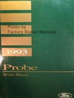 1993 Ford Probe Service Manual