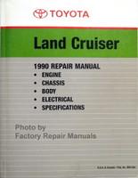 1990 Toyota Land Cruiser Factory Repair Manual
