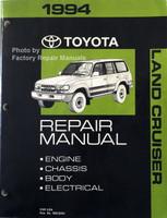 1994 Toyota Land Cruiser Repair Manual