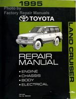 1995 Toyota Land Cruiser Repair Manual