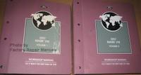 1997 Lincoln Mark VIII Factory Service Manual Set Original Ford Shop Repair
