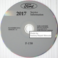 Ford 2017 Service Information F-150