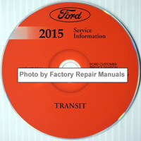 Ford 2015 Service Information Transit