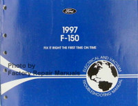 1997 Ford F150 Electrical & Vacuum Troubleshooting Manual