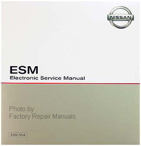 2017 Nissan Altima Electronic Service Manual