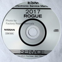 2017 Nissan Rogue ESM Electronic Service Manual