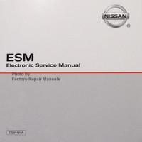Nissan 2017 Rogue Hybrid ESM Electronic Service Manual