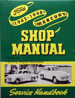 1942-1948 Ford Mercury Shop Manual