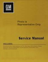 2016 Chevy Spark Gasoline Models Service Manual GM S Platform