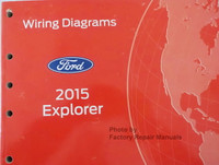 Wiring Diagrams Ford 2015 Explorer