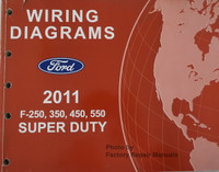 Wiring Diagrams Ford 2011 F-250, 350, 450, 550 Super Duty
