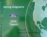 2016 Wiring Diagrams Ford Transit