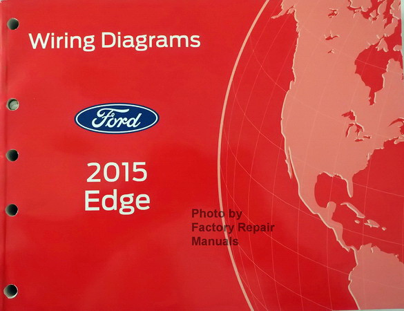 wiring diagrams ford 2015 edge