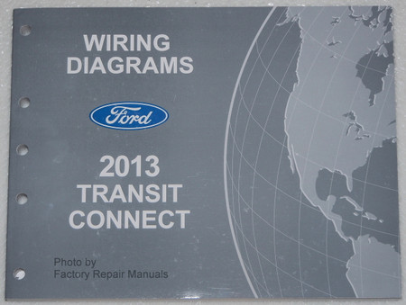 Wiring Diagrams Ford 2013 Transit Connect
