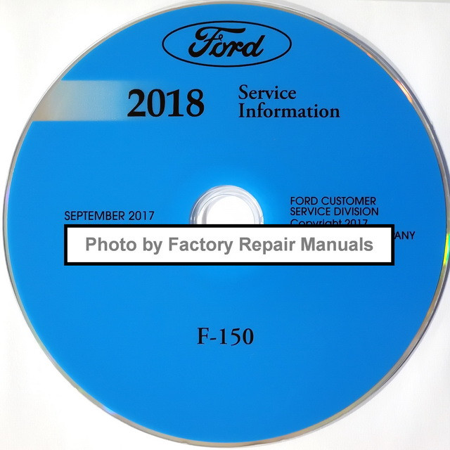 Ford  Service Information F