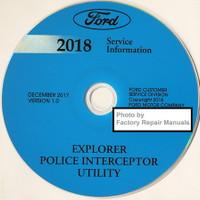 2017 ford explorer police interceptor manual