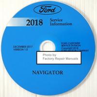 Ford 2018 Service Information Navigator