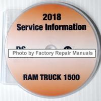 2018 Service Information Ram Truck 1500